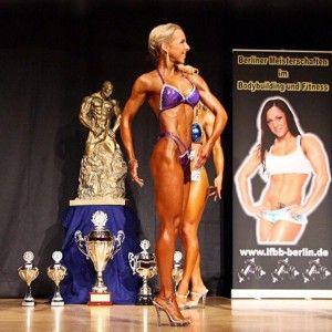 Figur Athletin Katrin Rose: 5 Wochen HBN (Human Based Nutrition)