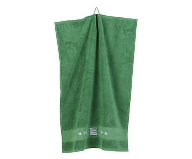 Badetuch Vintage, grün, 100 x 150 cm