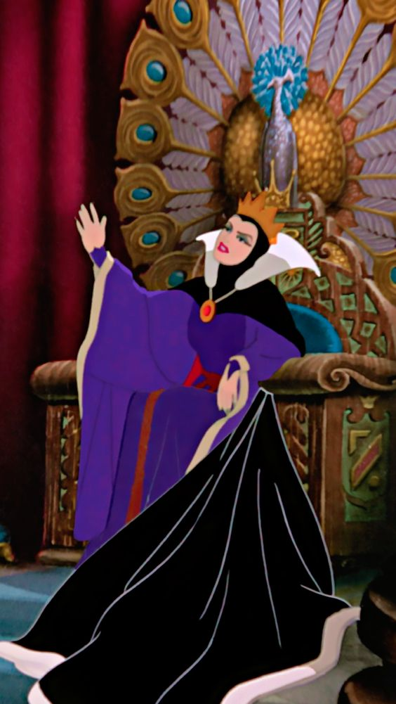 *EVIL QUEEN ~ Snow White and the Seven Dwarf's, 1937 ...