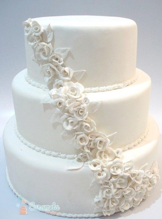 Bolo Casamento Simples 100 Modelos Lindos E Inspiradores Bolo