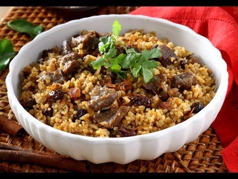 Nasi Kebuli Masakan Timur Tengah Youtube Makanan Dan Minuman Resep Makanan Daging Kambing