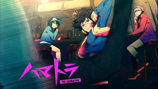 Re Hamatora Hamatora Nice Hamatora 720p Wallpaper Hdwallpaper Desktop Hamatora Anime Reviews Anime