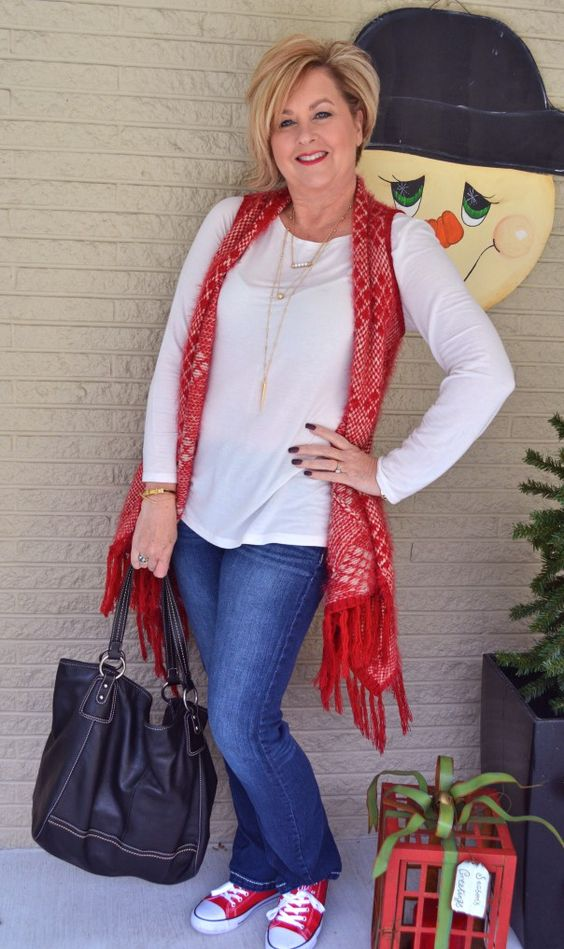 Clothes for over 40 and dating
