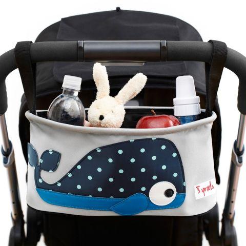 Kinderwagentasche Wal online kaufen bei Babylotta