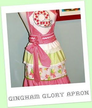 love the Gingham layers
