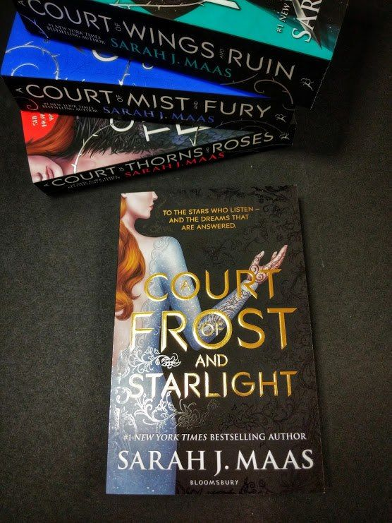 Acofas With Images Sarah J Maas Books A Court Of Wings And