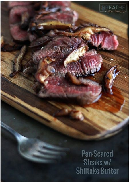 Pan seared steak, Steaks and Low carb on Pinterest