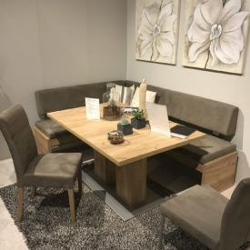 How A Kitchen Table With Bench Seating Can Totally Complete Your Home Corner Dining Table Corner Bench Kitchen Table Large Dining Table