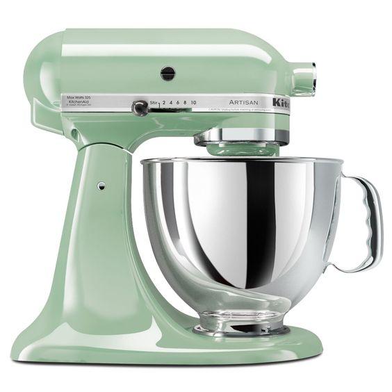 KitchenAid | R$1.885,00 | Americanas | http://www.americanas.com.br/produto/116794113/batedeira-kitchenaid-stand-mixer-artisan-pistache-110v?opn=YSMESP&loja=02&WT.srch=1&epar=bp_pl_00_go_pla-ep-todas