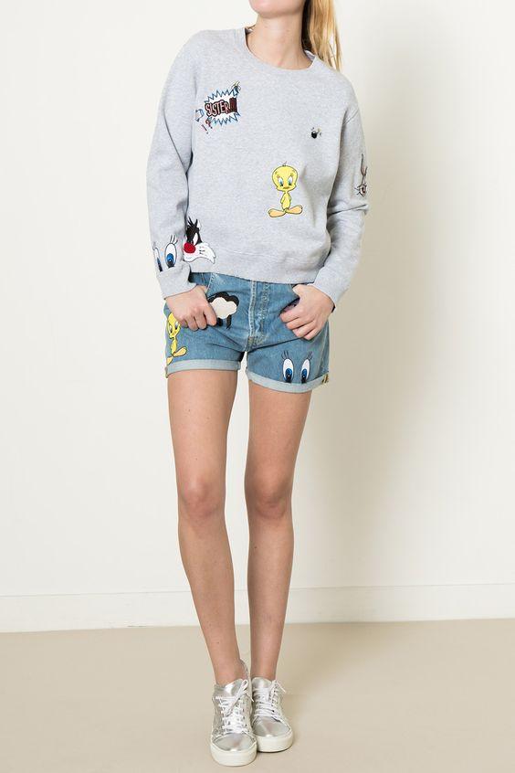 Sofunny Pullover