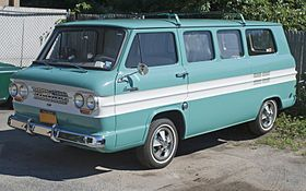 1965 Corvair Greenbrier Sportswagon