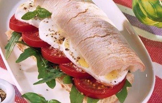 Italienisches Sandwich - bildderfrau.de