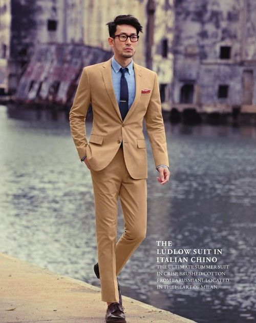 Italian Summer-time wear Business; Professional | Male Fashion