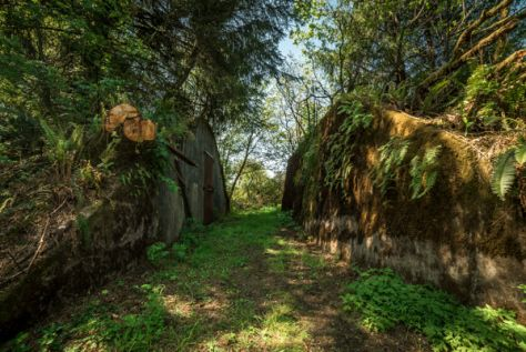 World War II Remnants – The Port of Tillamook Bay