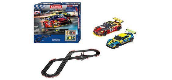 Carrera Digital 132 – Masters of Speed Set (30174) -  #slotcar #autorennbahn