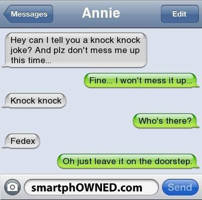 knock knock jokes for adults | Knock, knock | funny Texts ...