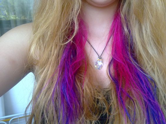 My current hair color, im so in love with it