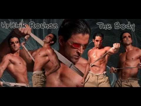 Hrithik Roshan by iris  perfect boby - no 3.wmv