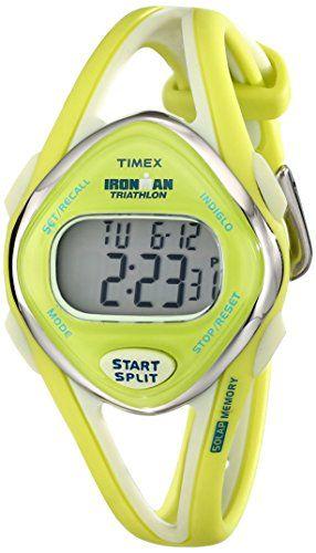 Timex Women's T5K656 Ironman Sleek 50-Lap Lime Resin Watch Timex http://www.amazon.com/dp/B0083XEV8I/ref=cm_sw_r_pi_dp_PIOUvb0PJHZKK
