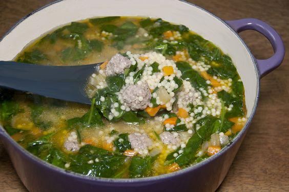 Italian Weddings Wedding Soup And Mini Meatballs On Pinterest