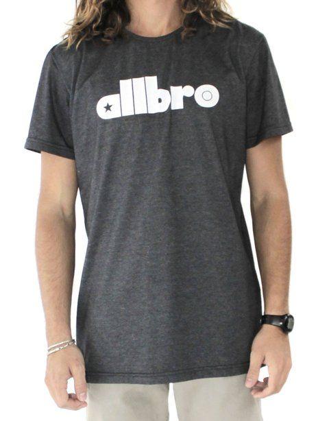 Camiseta Allbro Chumbo