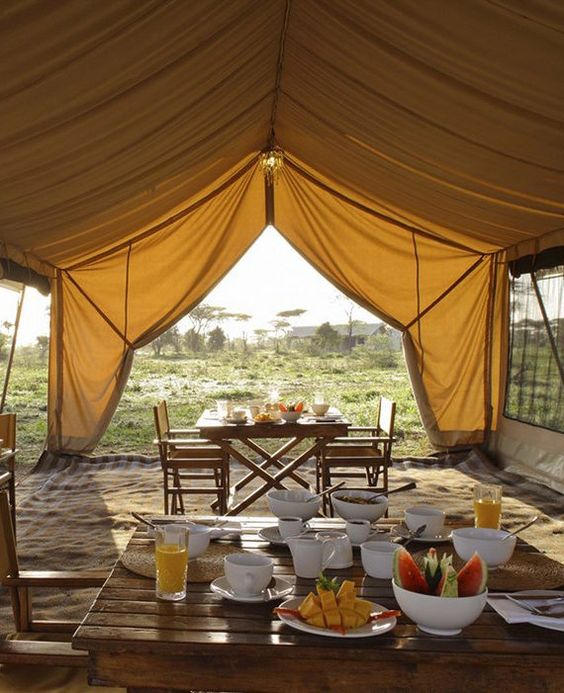 andBeyond Serengeti Under Canvas, Tanzania