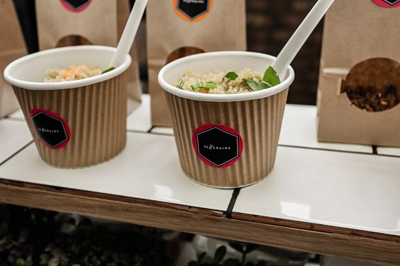 26 Grains pop-up shop was inspired by the rise in street food vendors all over London. 26 Grains porridge is something that is delicious and on the go but also includes quality ingredients. #26grains #healthy #breakfast #london #streetfood #streetvendors