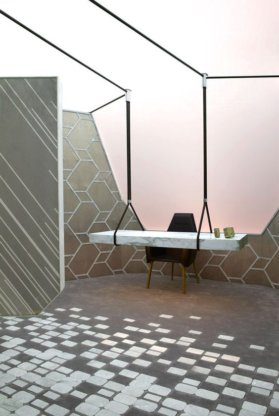 The floor offices and modern interior design on pinterest for Innovative interiors
