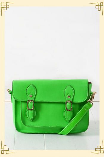 Green Light, Go! Crossbody - Francescas