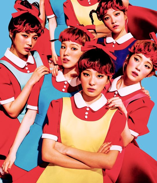 Red Velvet 'The Red' 1st Full Album