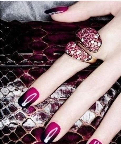 This is the nails I like most.  How about u?