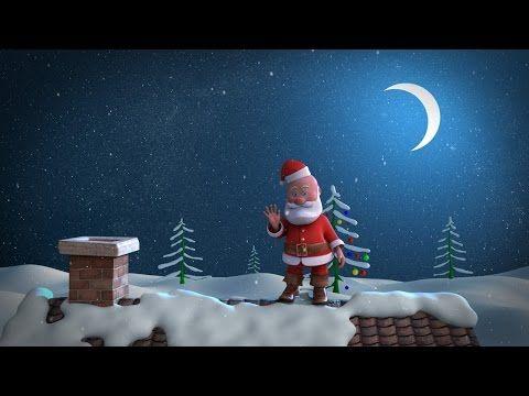 Flaska 2d Animated Christmas Card Youtube Animated Christmas Card Christmas Card Template Virtual Christmas Cards