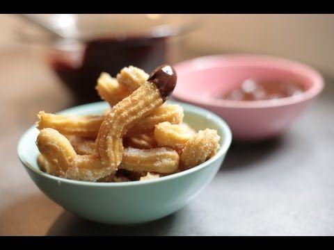 ▶ Recette des churros extra facile (beignets) - YouTube