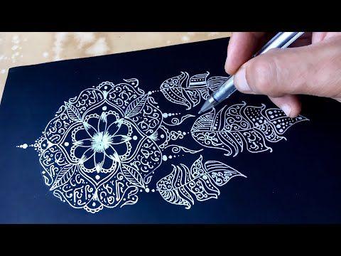 Neat Arabic Calligraphy Dream Catcher By Sami Gharbi Youtube Dream Catcher Calligraphy Rollerball Pen