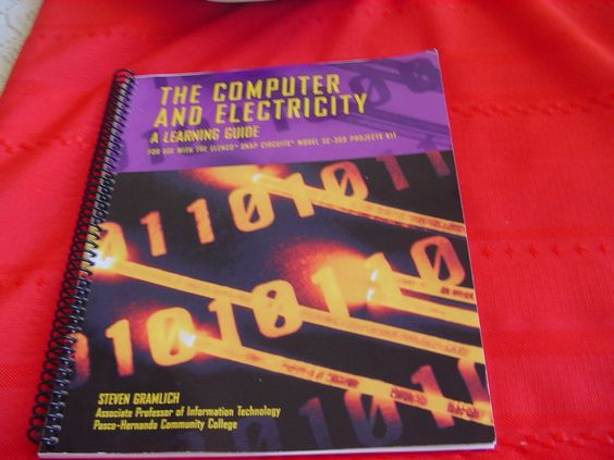 The Computer and Electricity A Learning Guide by S. Gramlich #Textbook