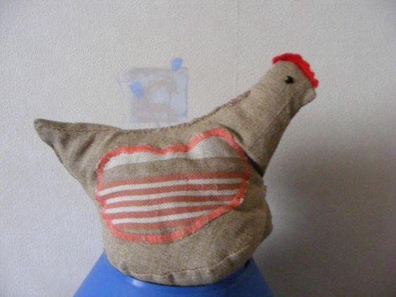 poule cale porte gabarit poupees de tissus pinterest blog deco and articles. Black Bedroom Furniture Sets. Home Design Ideas