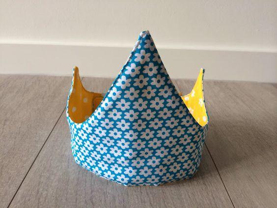 Handmade Mieke - uitleg kroon maken