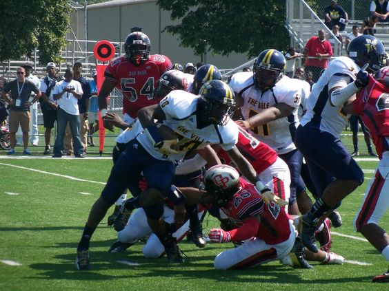The D - Zone: Week 7 Michigan High School Football Rankings
