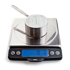 Principalmente em confeitaria: você não mede corretamente os ingredientes...The Most Common Cooking Mistakes | 9. You're too casual about measuring ingredients. | CookingLight.com