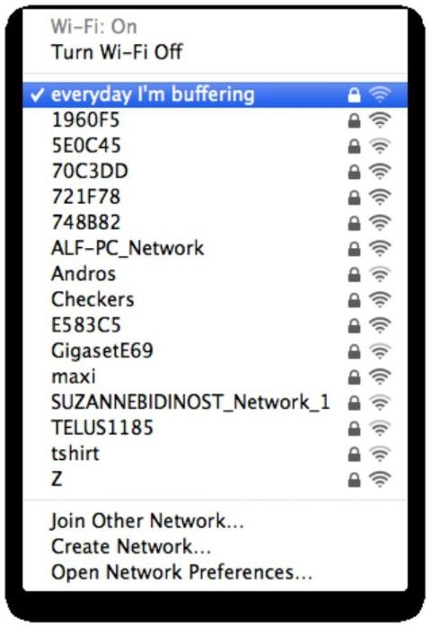 People Who Took Their Wifi Name Game To A Whole New Level 34