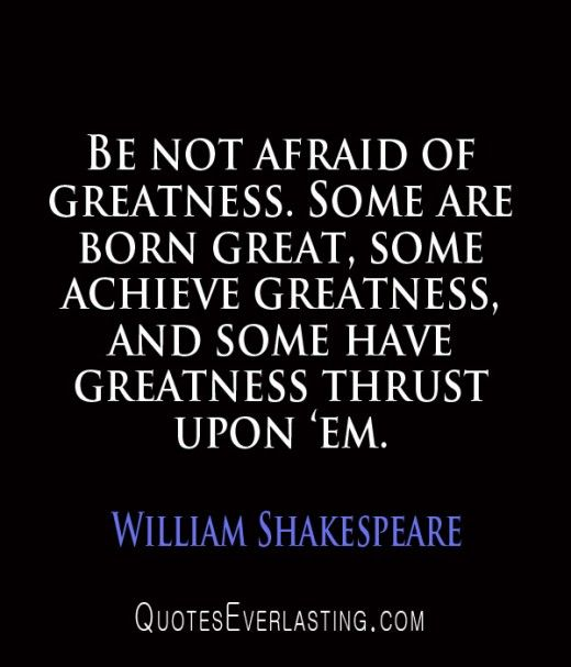 Shakespeare Politics Quotes: Great Expectations, Twelfth Night And William Shakespeare