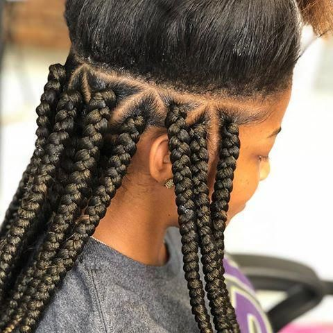 box braids hairstyles, 2021 box brads styles