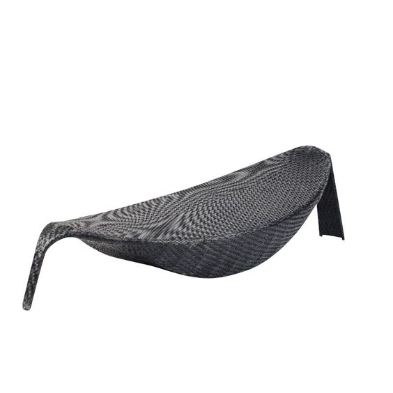 Outdoor Leaf Bench by Modani - $1,138 Est. Retail - $515 on Chairish.com Crazy beautiful.