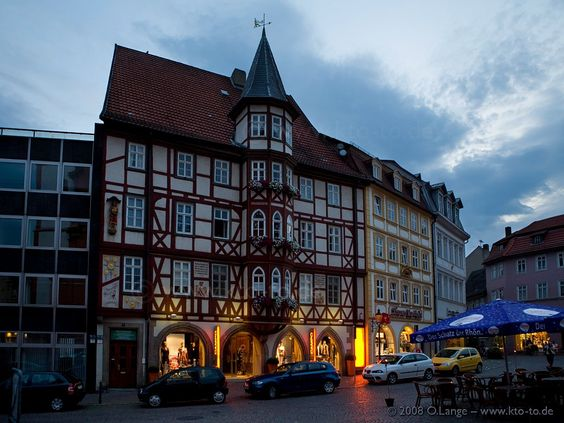 Fulda Germany  city pictures gallery : Fulda, Germany | Places I've Been | Pinterest | Fulda and Germany