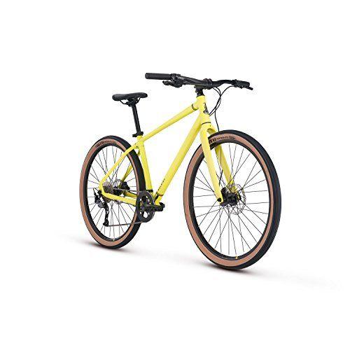 Raleigh Bikes Redux 2 City Bike 21 Frame Yellow 21xlarge To