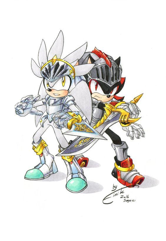 Two knights by FinikArt on DeviantArt