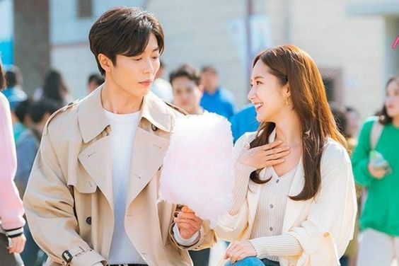 """3 Reasons To Check Out Park Min Young And Kim Jae Wook's New Drama """"Her Private Life"""""""