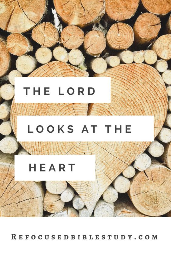 Loving God with ALL of you: HEART week