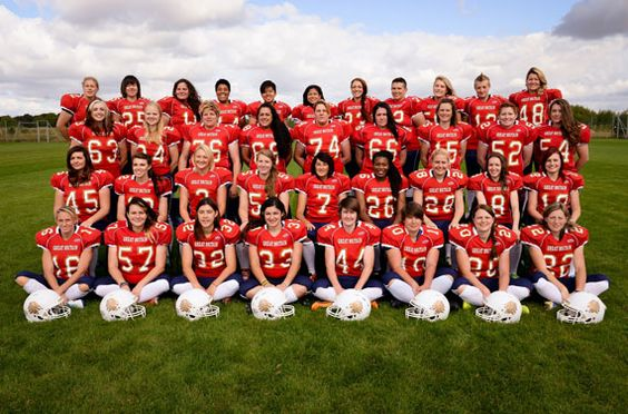 Great Britain Squad Announced | News | British American Football Association Birmingham Lions Women's American Football Team provide 16 players for First official National Squad
