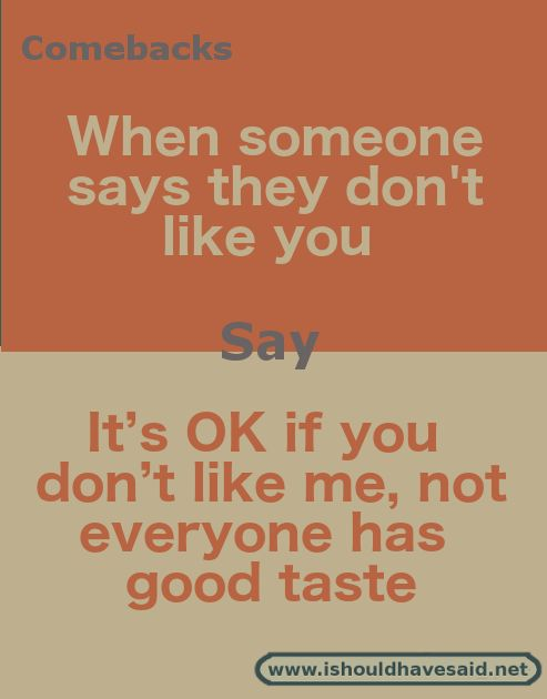 "What to say when someone says, ""I hate you!"""
